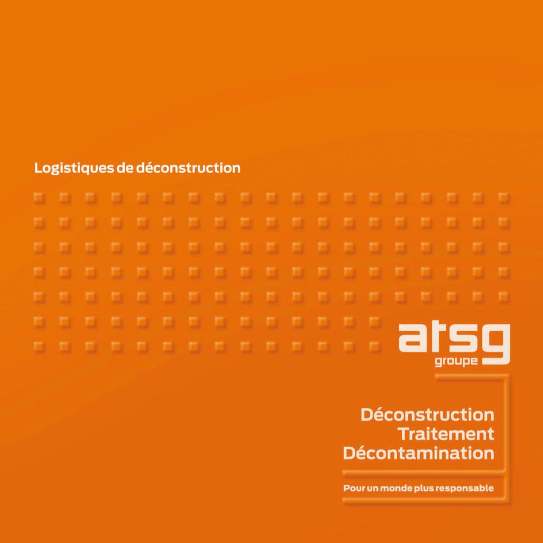 ATSG – Couverture Plaquette – 3voie agence de communication