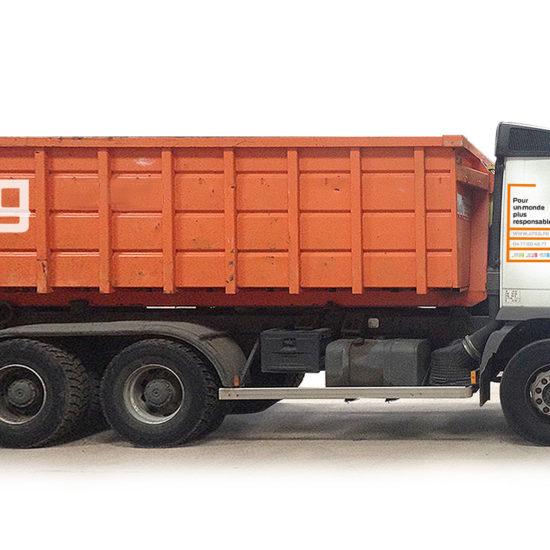 Camion marquage ATSG
