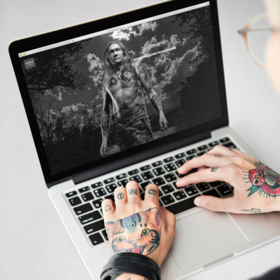 Accueil Site Web – MBA My Body Art