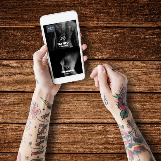 Page hygiène et soins – MBA My Body Art